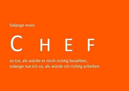 Spruche Chef Meinkartenparadies De